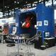 Tricept T9000 debur - IMTS '08 Chicago